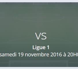 Ligue 1 : les rencontres clés du 19 novembre